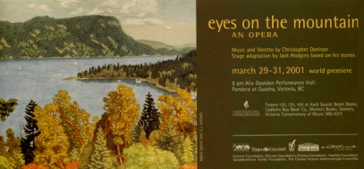Eyes on the Mountain Opera